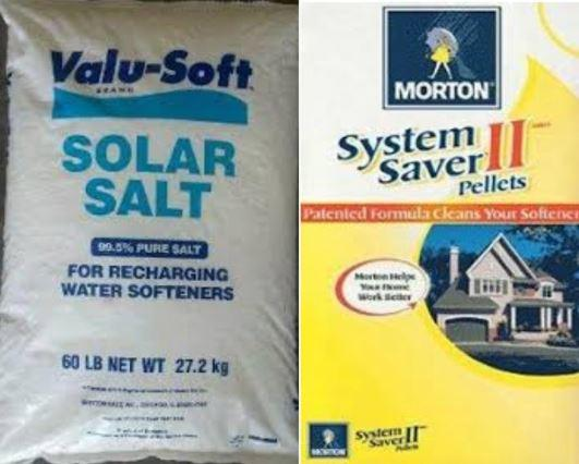 Solar Salt & System Saver Pellets Laurel